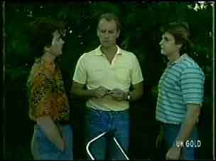 Danny Ramsay, Jim Robinson, Shane Ramsay in Neighbours Episode 0053