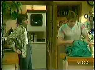 Danny Ramsay, Shane Ramsay in Neighbours Episode 0053
