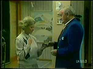 Helen Daniels, Victor Armstrong in Neighbours Episode 0054