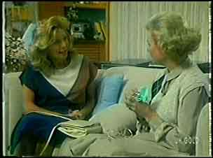 Margaret Newman, Helen Daniels in Neighbours Episode 0054
