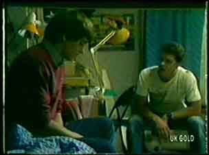 Scott Robinson, Paul Robinson in Neighbours Episode 0056