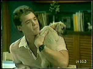 Paul Robinson, Basil in Neighbours Episode 0056