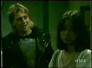 Brad, Kim Taylor in Neighbours Episode 0057