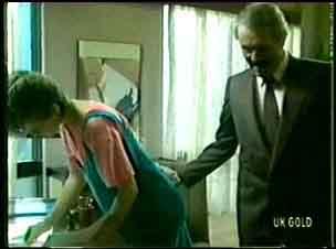 Daphne Lawrence, Mr Evans in Neighbours Episode 0057
