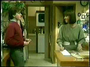 Danny Ramsay, Maria Ramsay in Neighbours Episode 0058