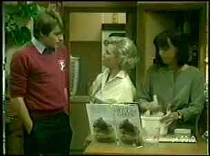 Scott Robinson, Helen Daniels, Maria Ramsay in Neighbours Episode 0058