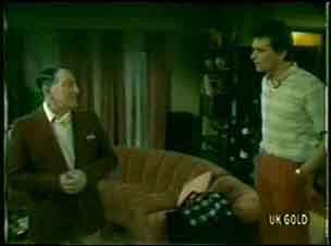 Harry Henderson, Des Clarke in Neighbours Episode 0058