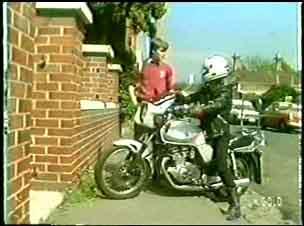 Scott Robinson, Brad in Neighbours Episode 0059