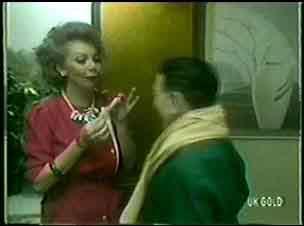 Cleo Jones, Harry Henderson in Neighbours Episode 0059