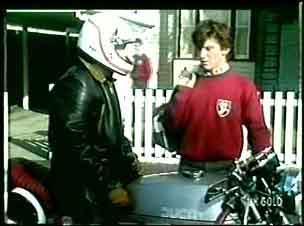 Pete Sherwin, Danny Ramsay in Neighbours Episode 0061