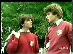 Danny Ramsay, Scott Robinson in Neighbours Episode 0061