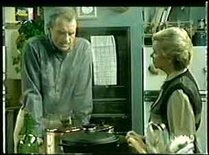 Jim Robinson, Helen Daniels in Neighbours Episode 0061