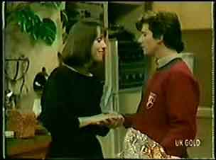 Maria Ramsay, Danny Ramsay in Neighbours Episode 0063