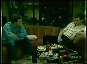 Paul Robinson, Des Clarke in Neighbours Episode 0063
