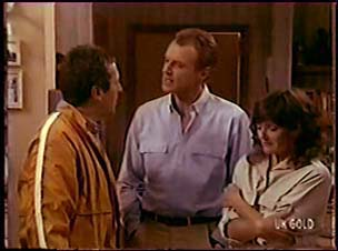Charlie Slater, Jim Robinson, Emily Slater in Neighbours Episode 0070