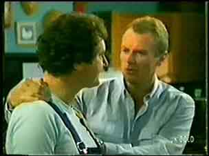 Max Ramsay, Jim Robinson in Neighbours Episode 0071