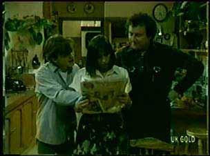 Danny Ramsay, Maria Ramsay, Max Ramsay in Neighbours Episode 0074