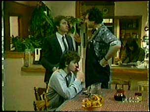 Shane Ramsay, Max Ramsay, Danny Ramsay in Neighbours Episode 0074