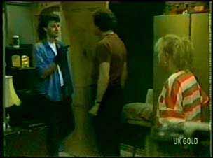 Gordon Miller, Max Ramsay, Terry Inglis in Neighbours Episode 0076