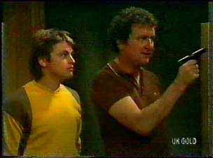 Shane Ramsay, Max Ramsay in Neighbours Episode 0077