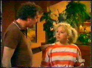 Max Ramsay, Terry Inglis in Neighbours Episode 0077