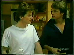 Shane Ramsay, Danny Ramsay in Neighbours Episode 0079