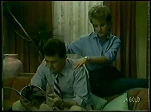 Des Clarke, Daphne Lawrence in Neighbours Episode 0079