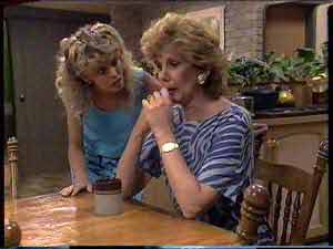 Charlene Mitchell, Madge Bishop in Neighbours Episode 0429