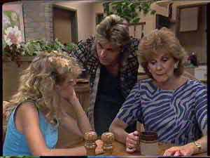 Charlene Mitchell, Shane Ramsay, Madge Bishop in Neighbours Episode 0429