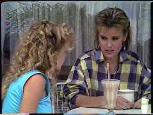 Charlene Mitchell, Daphne Clarke in Neighbours Episode 0429