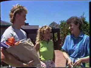 Henry Mitchell, Charlene Mitchell, Nell Mangel in Neighbours Episode 0430