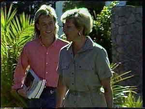 Scott Robinson, Eileen Clarke in Neighbours Episode 0431