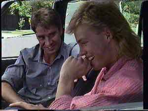 Derek Morris, Scott Robinson  in Neighbours Episode 0432