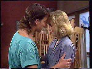 Mike Young, Jane Harris in Neighbours Episode 0432