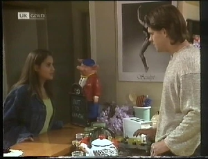 Beth Brennan, Cameron Hudson in Neighbours Episode 1826