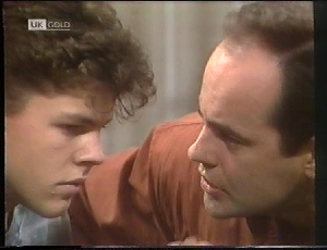 Michael Martin, Philip Martin in Neighbours Episode 1826