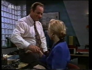 Philip Martin, Annalise Hartman in Neighbours Episode 1852