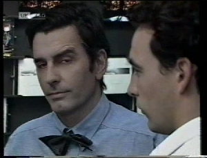 Tony Cochrane, Stephen Gottlieb in Neighbours Episode 1852