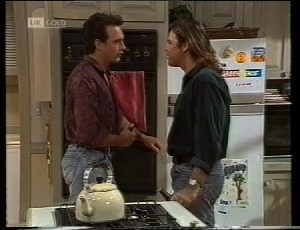 Stephen Gottlieb, Wayne Duncan in Neighbours Episode 1942