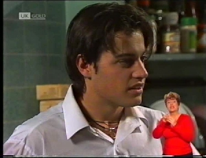 Rick Alessi in Neighbours Episode 1972