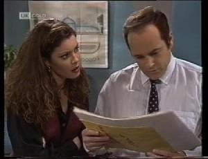 Gaby Willis, Philip Martin in Neighbours Episode 1981