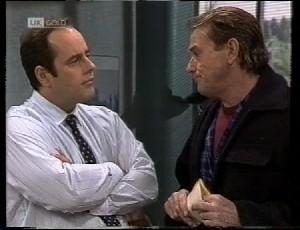 Philip Martin, Doug Willis in Neighbours Episode 1981
