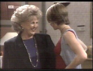 Cheryl Stark, Danni Stark in Neighbours Episode 2070