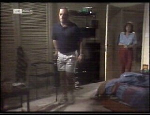 Philip Martin, Pam Willis in Neighbours Episode 2070