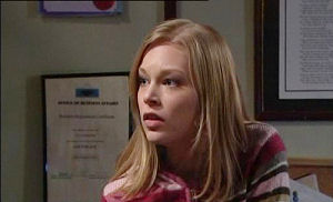 Lana Crawford in Neighbours Episode 4598