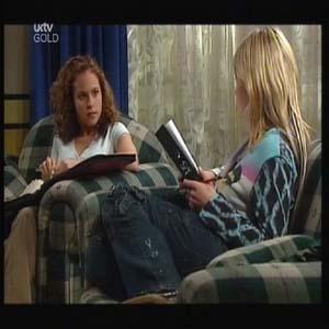 Serena Bishop, Sky Mangel in Neighbours Episode 4598