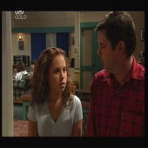 Serena Bishop, David Bishop in Neighbours Episode 4598