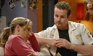Steph Scully, Toadie Rebecchi in Neighbours Episode 5032