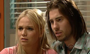Sky Mangel, Dylan Timmins in Neighbours Episode 5174