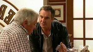 Lou Carpenter, Karl Kennedy in Neighbours Episode 5203